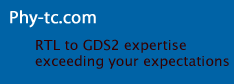 PhysicalTimingClosure.Com - RTL to GDS2 expertise exceeding your expectations